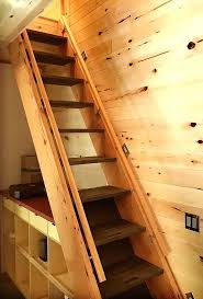 wood ships ladder stairway solution custom