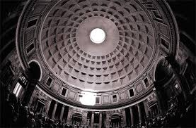 interior view photography. Amazing Pantheon Inside Interior Fisheye View Fish Eye Photography