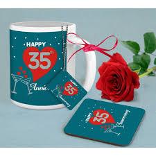 35th anniversary gift bo