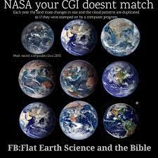 NASA, the Changing Size of North America, and the Flat Earth - Emmanuel  Baptist Church
