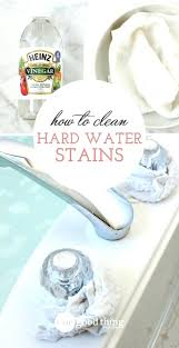 remove bathtub stains yellow stain in bathtub superb how to remove hard water stains from acrylic remove bathtub stains