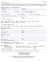 Certificate Of Good Conduct Police Clearance Info