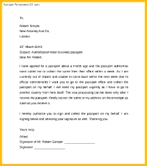 Receive Letter New Authorization Sample To Documents
