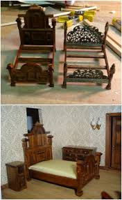 furniture fairy. DIY Fairy Bed Furniture I