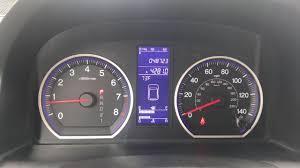 2007 Honda Crv Wrench Light 2011 Honda Cr V Oil Life Reset Procedure Service Light