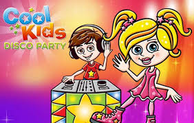 Cool Kids <b>Disco Party</b> - Our Most Popular Party For 4-11 Years ...