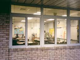 classroom window. The View Outside My Classroom Window W