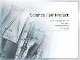 Science Fair Powerpoint Templates Environmental Science Fair Powerpoint Template