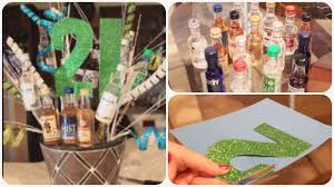 Diy 21st Birthday Gifts For Him