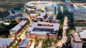 Atlanta Braves Stadium Design Atlanta Braves Releases New Stadium Renderings