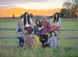 Country Family, Family Photography, Sunset, Western Family, Beaver, UT  Shalyn Davis