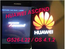 HUAWEI ASCEND G526-L22 / OS 4.1.2
