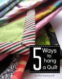 How to Hang Your Mini Quilt &  Adamdwight.com