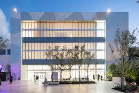 Inside ICA Miami's Spacious New Design District Home Artnet News Custom Miami Home Design Exterior