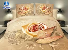 Sheet Online 3d 0354 Cotton Satin Bed Sheet