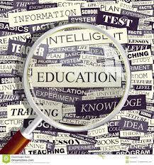 Education Stock Vector Illustration Of Illustration 34593864