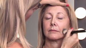 makeup tips for older women how to apply makeup right after 50 to minimize wrinkles you