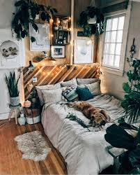 Cute Rooms With Lights Bhavyaanoop Happy Bedroom Cute Comfy Cozy Plants