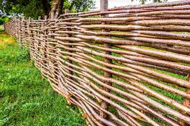 vegetables garden fence ideas for protection. Twig Fence Vegetables Garden Ideas For Protection N