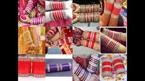 Bridal Chura Design 2018 50 Latest Chura Designs For Bridal In Every Color And Stuff