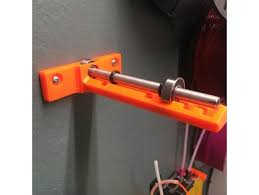 wall mount for prusa multiple materials