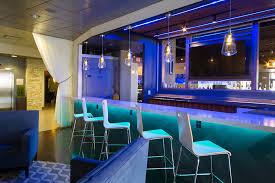 new lobby bar at the wyndham garden buffalo williamsville
