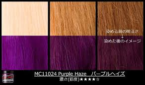 Purple Hair Color Chart Find Your Perfect Hair Style