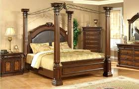 california king canopy bed frame – sureplumb.info