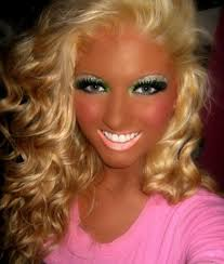 image source sororitys glowing pink makeup image led apply makeup on a first date if you