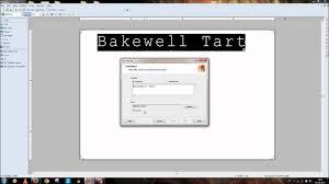 Zebradesigner Tutorial 2 Creating A Label Youtube