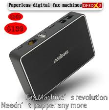 electronic fax free wireless wifi fax machines portable paperless fax machine network