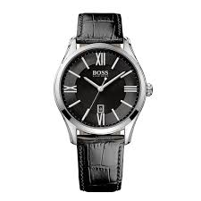 hugo boss black dial black strap watch 1513022 rox hugo boss black dial black strap watch 1513022