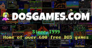 dosgames free dos game s