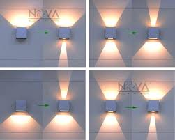 up and down lighting wall sconce outdoor wall light led up down wall sconces adjule wall