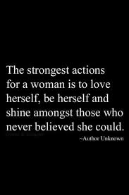 Love And Strength Quotes