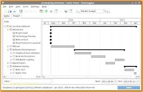 Monthly Gantt Chart Template Thessnmusic Club
