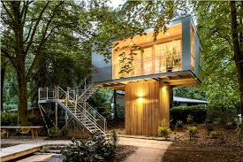 Image of: Best Prefab Treehouse