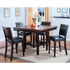 Mirada Dining Counter Height Table & 4 Chairs 2727