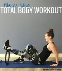 pilates ring total body workout