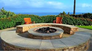 patio designs with fire pit. Fire Pit Ideas Outdoor Backyard Cool Stone Patio Designs Patio Designs With Fire Pit