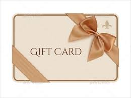 Gift Card Template Gift Card Certificate Template For