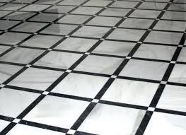 black and white tile floor. Ideas Vinyl Flooring Of Black And White Floor Tile Blatt That
