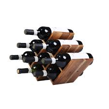wine rack. SKU #SHHO1028 8 Bottle Acacia Wood Wine Rack Is Also Sometimes Listed Under The Following Manufacturer Numbers: 1102013