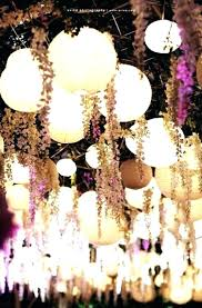 paper lantern light fixture chandeliers lovable chandelier over how to make pape