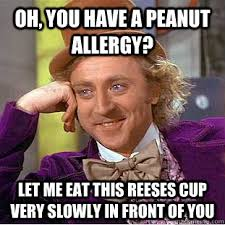 Preschool and the peanut allergy - BabyCenter via Relatably.com