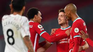 Roberto firmino (liverpool) marque de la tête. Liverpool Beat Arsenal 3 1 In Premier League Maintain 100 Percent Record In Season
