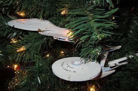 Hallmark's Star Trek Ornaments. christmas ornaments