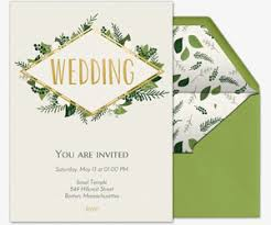 online wedding invitations with rsvp tracking evite com Spanish Wedding Invitations Online green wedding invitation Spanish Text for Wedding Invitations