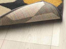 cotton rag rugs ikea area underlay