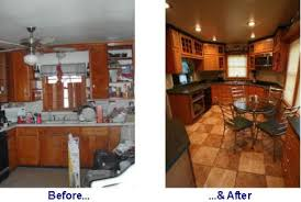 Image Of: Small Kitchen Remodel Before And After Photos